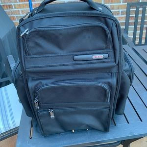Tumi T-pass Alpha 2 computer backpack